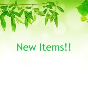 Newly Listed Items!